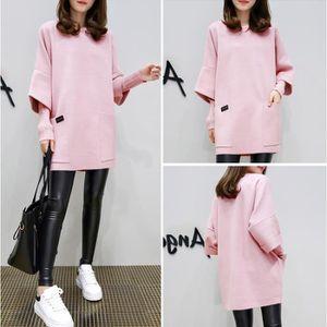 0dfe690f066 SWEATSHIRT Kingwing® 2018 mode nouvelles femmes tricoté robe