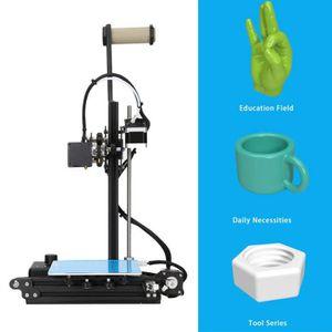 IMPRIMANTE 3D Creality Ender2 Kit Imprimante 3D,Nivellement auto