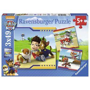 PUZZLE Ravensburger - 9369 - Lot de 3 Puzzles - Pat Patro