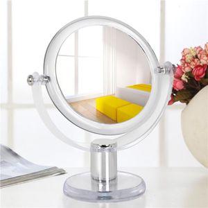 MIROIR TRIXES Miroir Grossissant Acrylique Transparent De