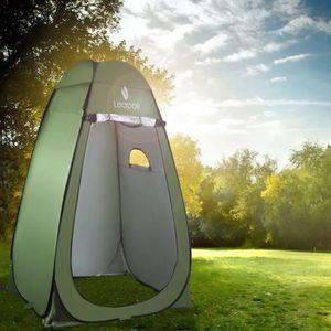 TENTE DE CAMPING WolfWise Tente de Douche Pop Up Toilette Cabinet d
