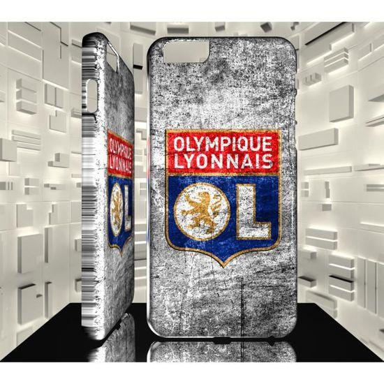 coque olympique lyonnais iphone 6