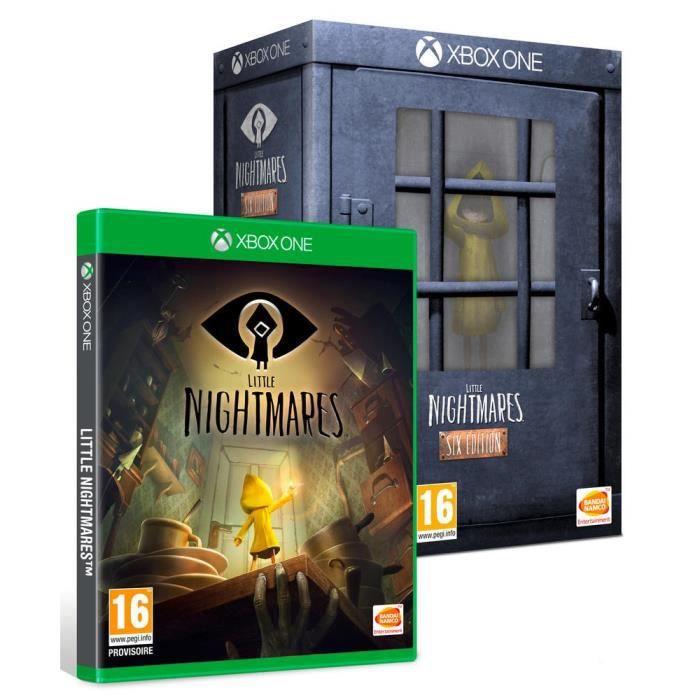 Little Nightmares Six Edition Jeu Xbox One