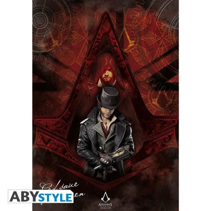 ABYSTYLE Poster Assassin's Creed \