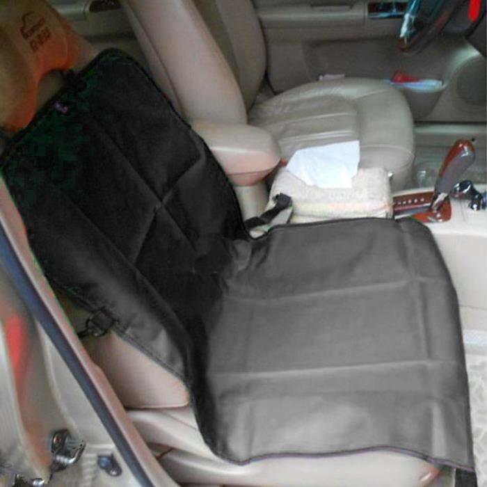 Cunibert®Nouvelle voiture chien arrière housse couverture coussin protecteur PET mat noir   ZSY5010609D