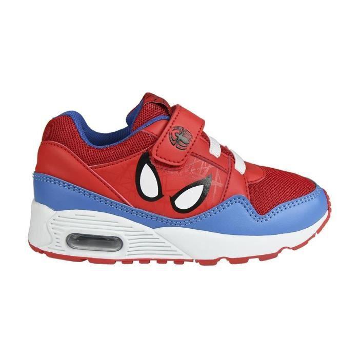 2300002598 Baskets à scratch pour enfant Spiderman idéal pour l'école (28)