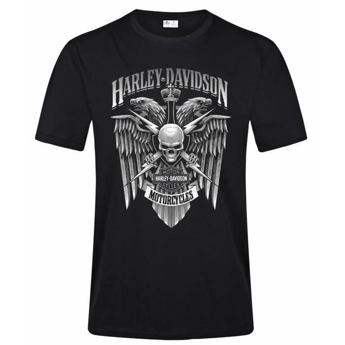 Harley Davidson Logo T Shirt