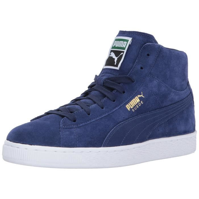 Puma Suede Classic Mid Sneaker A1SAF Taille-44 1-2