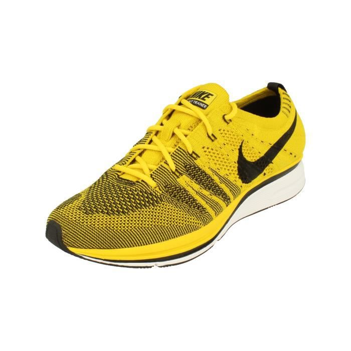 check out 181e7 afdd3 Nike Flyknit Trainers Homme Running Trainers Ah8396 Sneakers Chaussures 700