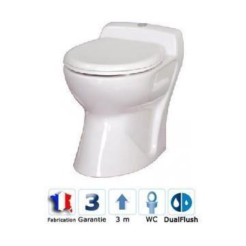 BROYEUR POUR WC Aquaboost Compact
