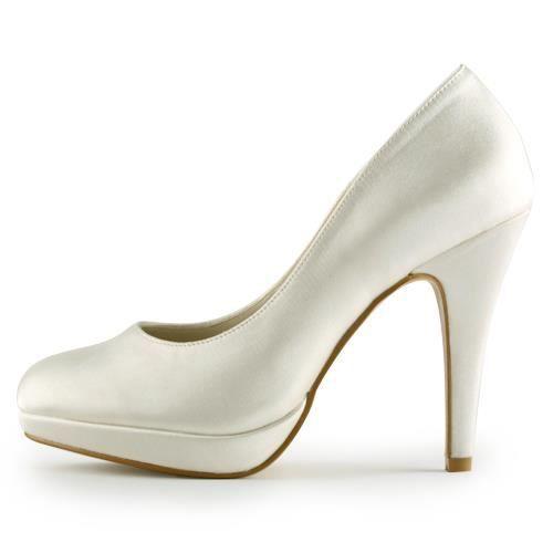 Jia Jia Wedding 3701 chaussures de mariée mariage Escarpins pour femme 0lFmGWn