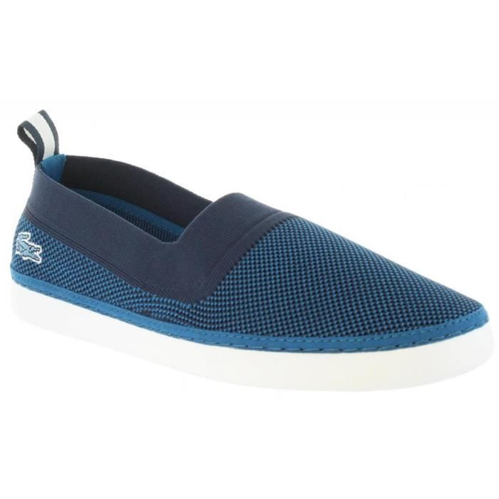 35cam0066 Chaussures Dk Homme Blu Lacoste Bn2 nvy Lydro Pour q7UBFa