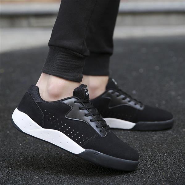 Nuovo Disegno Scarpe Da Corsa Scarpe Di Moda Di Sport Degli Uomini Delle Scarpe Da Tennis All'aperto Scarpe sneakers Uomo,noir,8