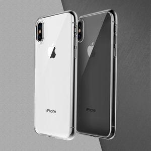coque iphone x ultra fine transparente