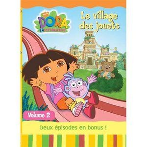 DVD DESSIN ANIMÉ DVD Dora l'exploratrice, vol. 2 : le village de...