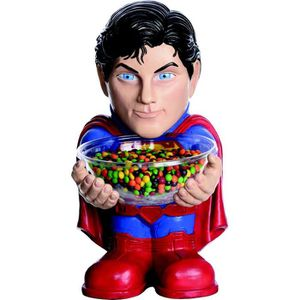 SUPERMAN Pot ? Bonbons 50 cms