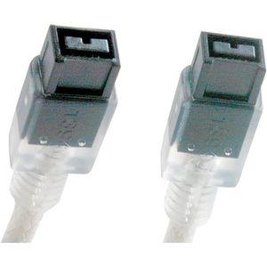 CÂBLE FIREWIRE Câble FireWire 800 9-9 br