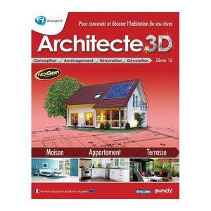 MULTIMÉDIA AVANQUEST Architecte 3D Silver 15