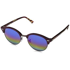 8caa685127dadd LUNETTES DE SOLEIL Ray-ban Mirrored Browline - Clubmaster Lunettes de