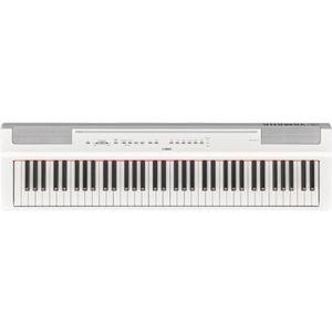 PIANO Yamaha P121 blanc - Piano numérique - 73 touches