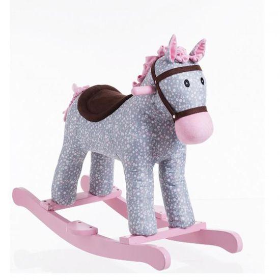 Chevaux a bascule, porteurs Petit cheval