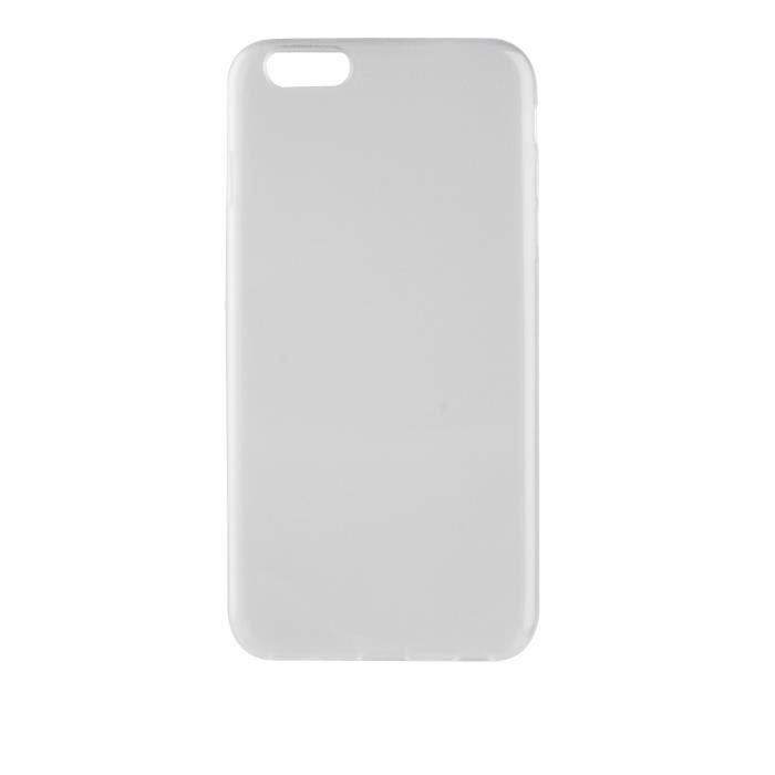 Xqisit FlexCase Coque TPU Iphone 6 + transparent