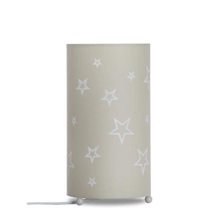 petite lampe de chevet mixte pour chambre b b et enfant. Black Bedroom Furniture Sets. Home Design Ideas