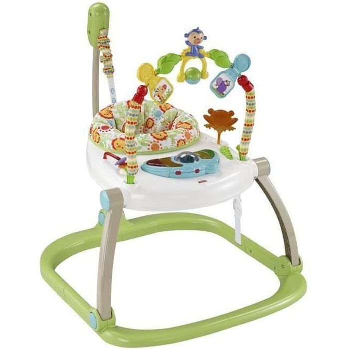 0d5f995be5d0 FISHER-PRICE - Trotteur Jumperoo compact