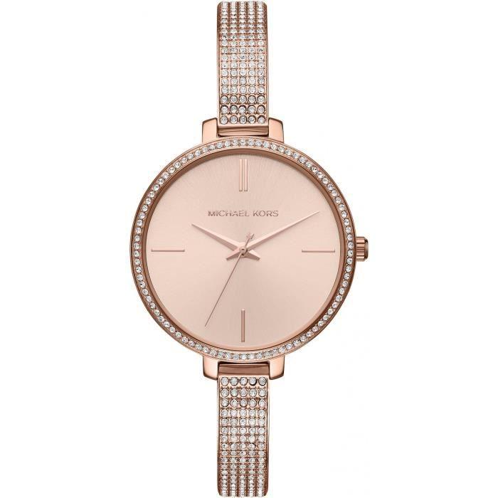 da9443b09626c Michael Kors JARYN MK3785 Montre Bracelet pour femmes Avec des Zircons