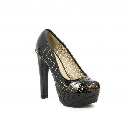 7f2a35aec91bcd Chaussure femme Escarpin GALA Noir - Achat / Vente Chaussure femme ...
