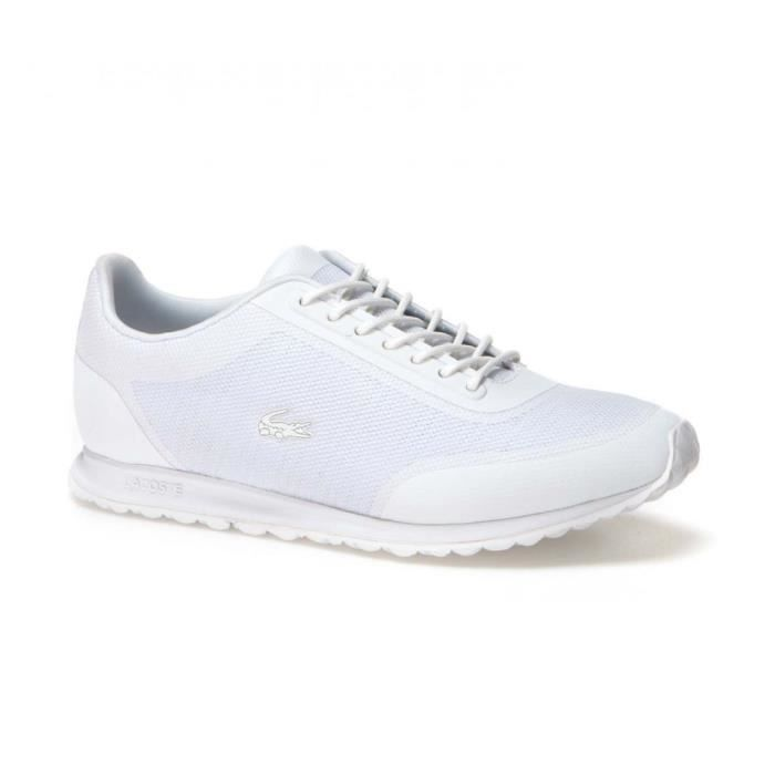 Lacoste 116 Blanc Chaussures Blanc Couleur Helaine Runner fg6Yyb7