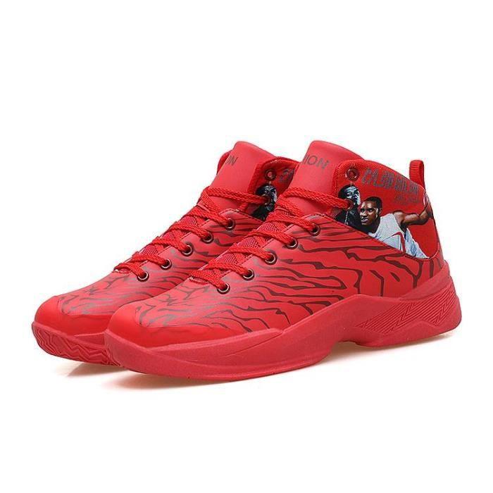 Basket Confort En Toute LéGèReté éPais Net Tissé Des Tough Mudder Doux Homme rouge R27000839_0058 EQcE8rcO
