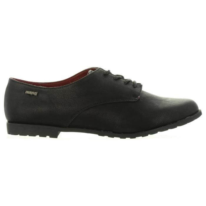 Chaussures pour Femme MTNG 52653 C19375 LODIZ NEGRO