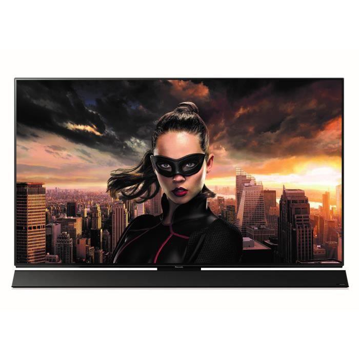 Téléviseur LED PANASONIC TX-65FZ950E - TV OLED 65'' (164cm) - UHD