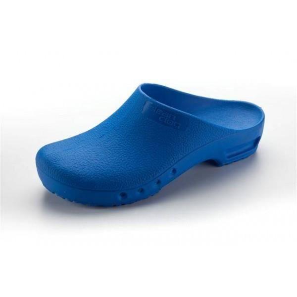 Sabot plastique Klog Bleu