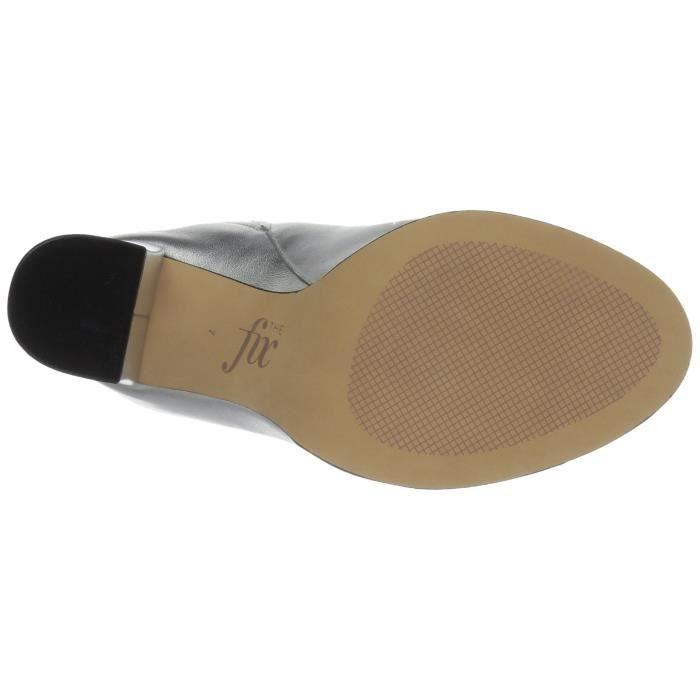 Donna High-heel Open-toe Mule KIDPT Taille-37 1-2