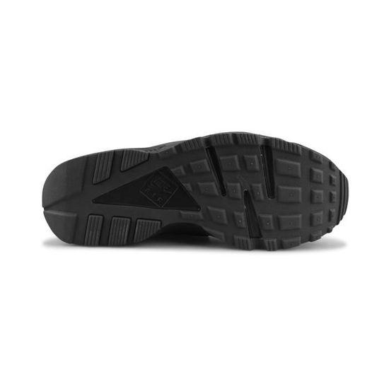 hot sale online 10a86 08ba1 Basket Nike Air Huarache Noir 318429-607 Noir Noir - Achat   Vente basket -  Cdiscount