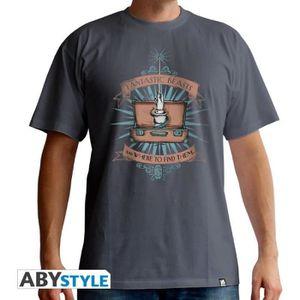 T-SHIRT T-shirt HommeLes Animaux Fantastiques : Valise de