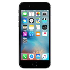 SMARTPHONE RECOND. IPHONE 6 16G GREY Grade A . Accessoires fournis. G