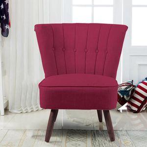 FAUTEUIL Chaise scandinave pour salle à manger salon bureau