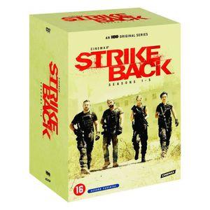 DVD SÉRIE STRIKE BACK S1-5 /V 17DVD BI-FR