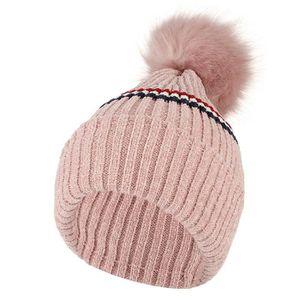 67eaa14c57 BONNET - CAGOULE GEMVIE Bonnet Echarpe Femme Hiver 2 en 1 Chapeau à