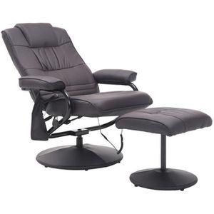 FAUTEUIL Fauteuil de massage et relaxation électrique chauf