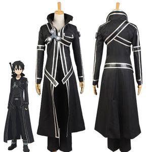 DÉGUISEMENT - PANOPLIE Sword Art Online Kazuto Kirigaya Cosplay Costume D
