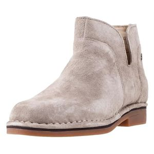 BOTTE Hush Puppies Claudia Catelyn Femmes Bottes Taupe -