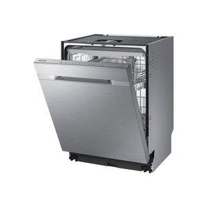 LAVE-VAISSELLE Samsung DW60M9550US Lave-vaisselle intégrable WiFi