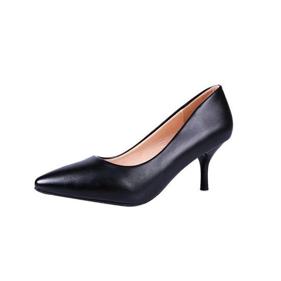 Marque Luxe Léger Qualité En Supérieure 33 Chaussures Respirant Cuir 41 Escarpins De Plus Couleur Femmes wvOm8n0N