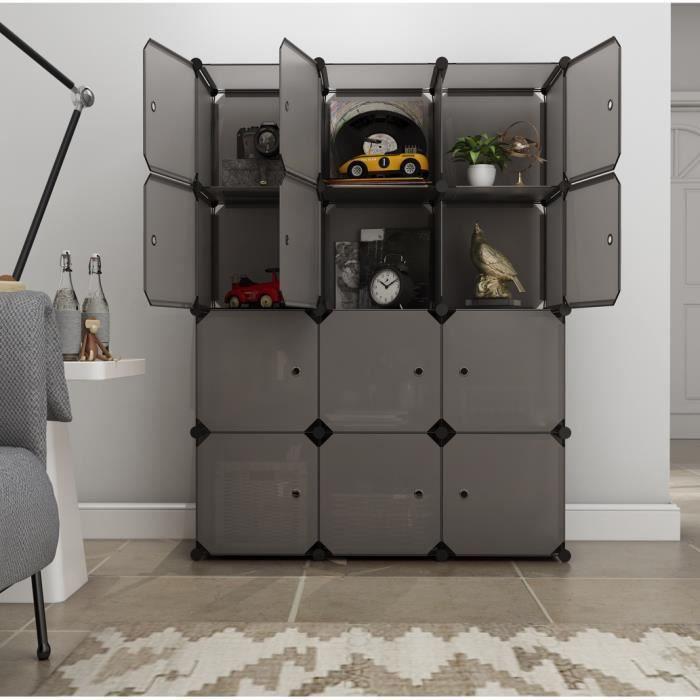 Meuble Pour Vetement : meuble de rangement pour vetements achat vente pas cher ~ Teatrodelosmanantiales.com Idées de Décoration