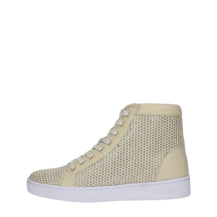 Guess Sneakers Femme BEIGE hqMUo70c7l