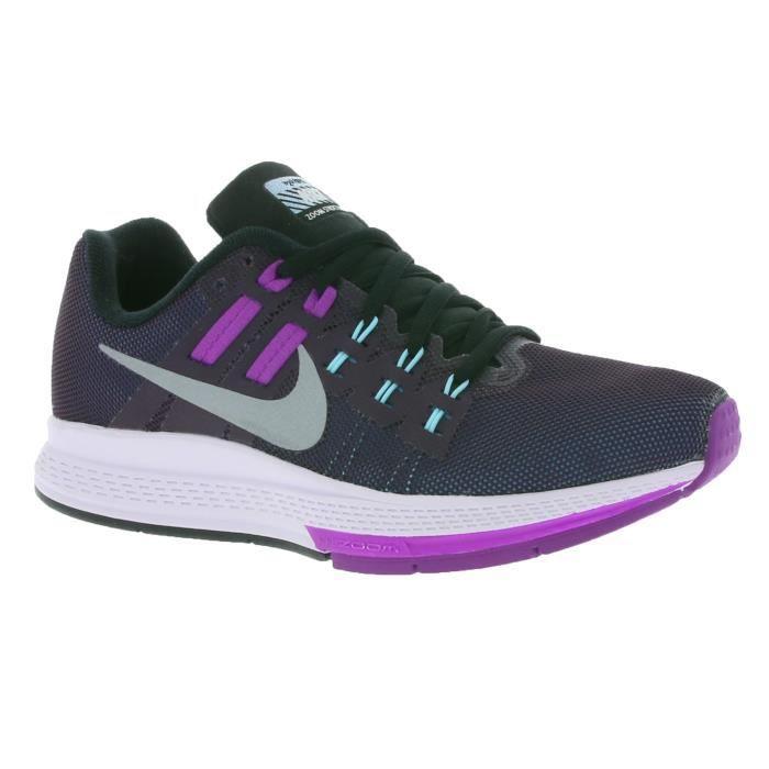 best service 6c5f1 eabe3 NIKE W Air Zoom Structure 19 Flash Femmes Chaussures de course violet  806579 500